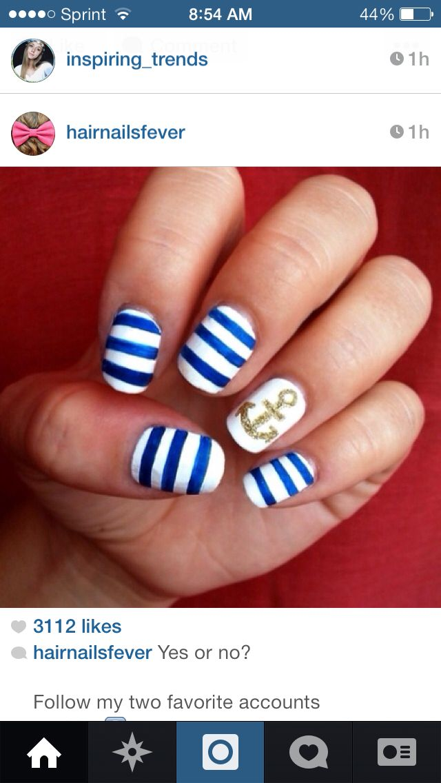 36 best Jolis ongles images on Pinterest | Pretty nails, Nail art ...