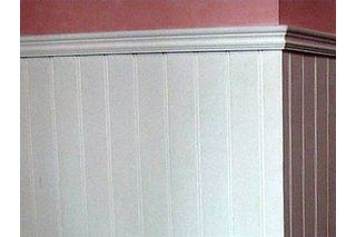 How to Install Beadboard Wainscoting Yourself | eHow