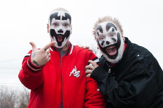 insane clown posse twitter | Whoop Whoop! Insane Clown Posse Plot Canadian Tour