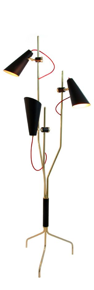 Get inspired with the most trendy and luxurious floor lamps.  Check more: Luxurious Floor lamps, modern floor lamps, contemporary floor lamps, floor lamps, http://modernfloorlamps.net/100-modern-floor-lamps/