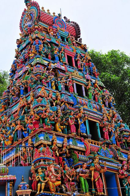 Sri Maramma Temple, Bangalore, India
