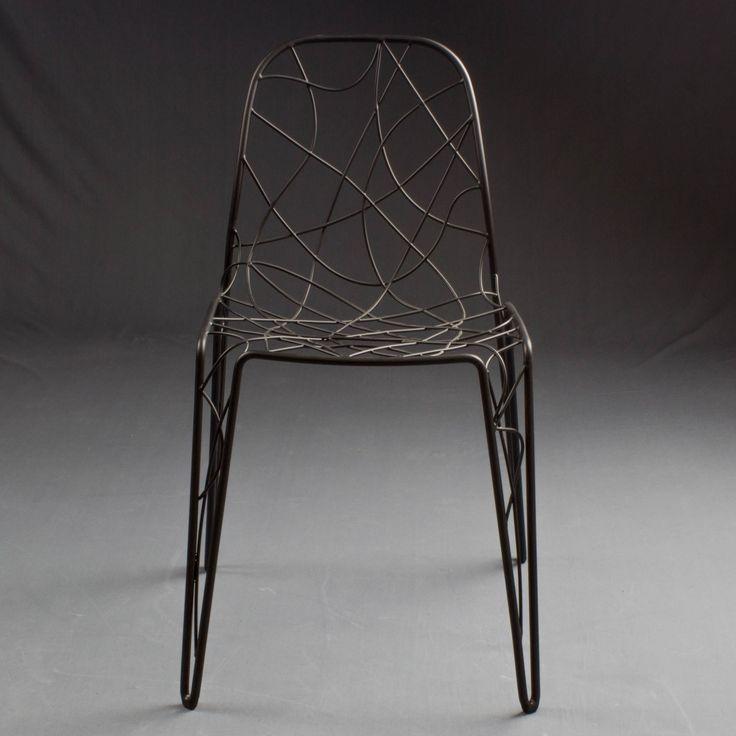 Die besten 25 drahtstuhl ideen auf pinterest sitzkissen for Draht stuhl design