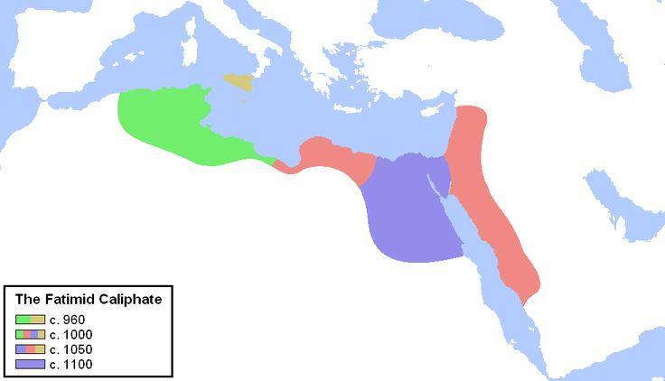 Fatimid Caliphate - Fatimid Caliphate - Wikipedia