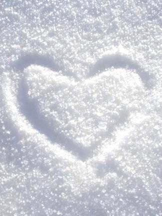 ♡ snow ♡