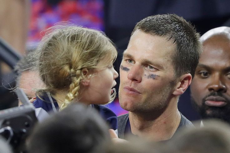 "Tom Brady Has This Wish For Radio Host Who Insulted His 5-Year-Old Daughter: New England Patriots quarterback Tom Brady said Monday night that he doesn't want radio station WEEI to sack the host who called his 5-year-old daughter Vivian ""an annoying little pissant."""