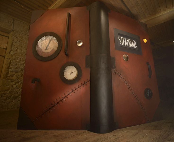 steambook Archives - ASTRID DE GEUSER