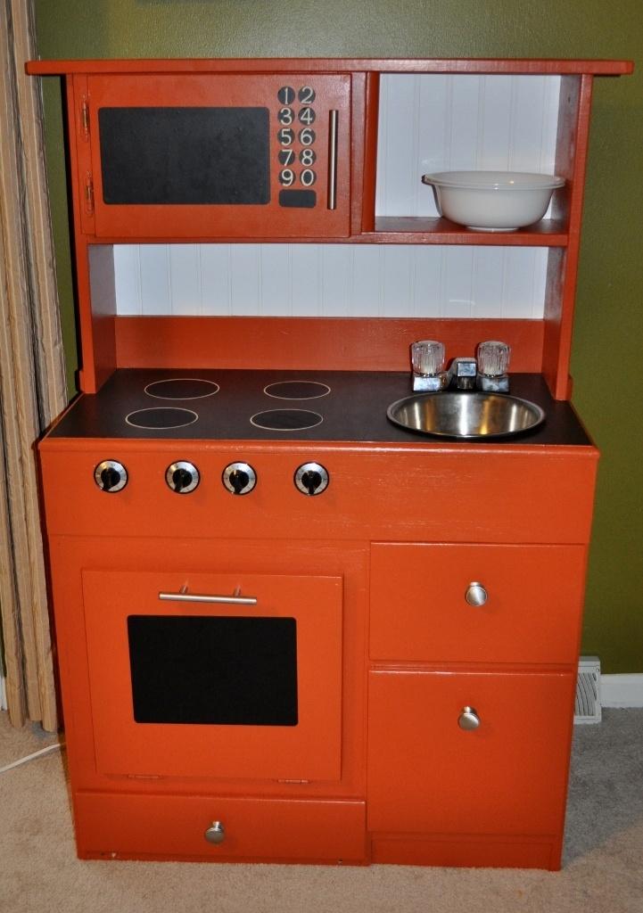 spielkuche holz just like home. Black Bedroom Furniture Sets. Home Design Ideas