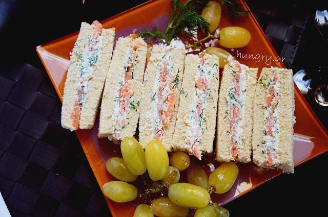 Kitchen Stories: Smoked Salmon Sandwich