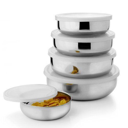 Steelo 5 Mixing Bowl Sai Home Appliances http://www.amazon.in/dp/B00KKL8JIO/ref=cm_sw_r_pi_dp_GK48wb01BZRRJ