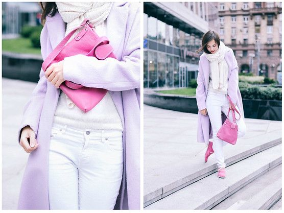 Get this look: http://lb.nu/look/7837650  More looks by Daria Harman: http://lb.nu/dariaharman  Items in this look:  Asos Coat, Zara Scarf, Uniqlo Jeans   #casual #romantic #sporty #cozy #elegant #sport #street #colors #winter
