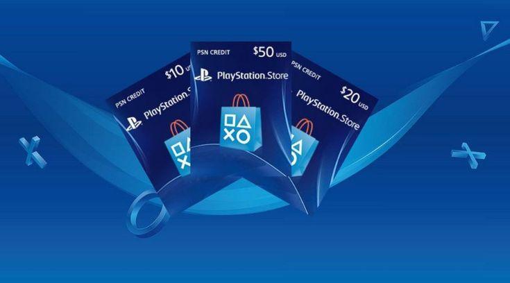 Free PSN Gift Card — Free PSN Codes GENERATOR No Survey