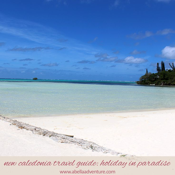 New Caledonia Travel Guide: Holiday in Paradise + GIVEAWAY | A Bella Adventure | http://www.abellaadventure.com/travel/new-caledonia-travel-guide-holiday-paradise/
