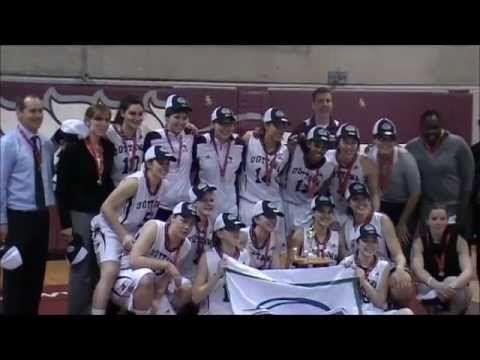 uOttawa Gee-Gees Women's Basketball OUA Champions/Basketball Féminin, Championnes des SUO