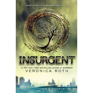 Book 10: Insurgent: Veronica Roth