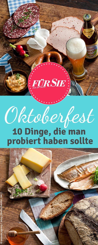Oktoberfest Essen Rezepte