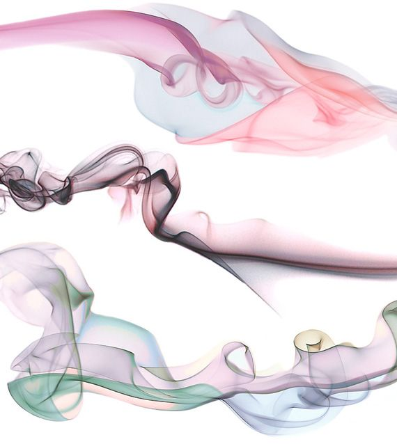 incense stick smoke byt  photographer Graham Jeffery (as seen on Little White Whale).
