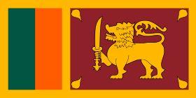 ශ්රී ලංකා ජාතික ධජයஇலங்கையின் தேசியக்கொடிFlag of Sri Lanka