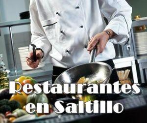 Restaurantes en Saltillo