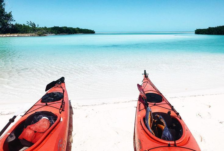 Canarreos Archipelago with @rowadventures