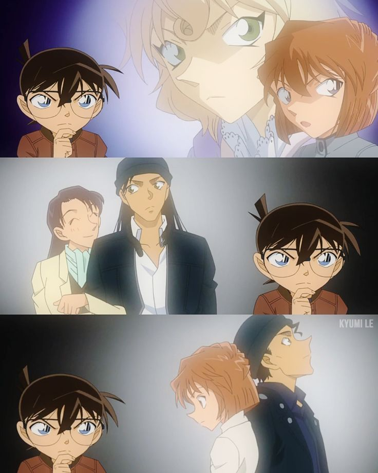Case Closed Detective Conan Episode One