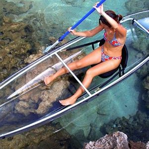 The Coolest Kayak You've Ever Seen - would love to have this Kayak but likely a better thing to rent while in the tropics - not much to see in murky mid-atlantic waters
