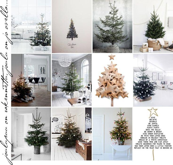 joulupuu on rakennettu… vai onko?