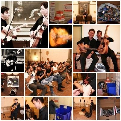 Concerto a San Miniato (PI), 29 settembre 2011