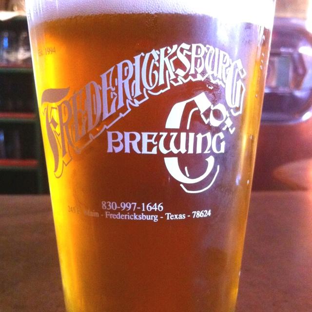 Brewery Tours Fredericksburg Tx