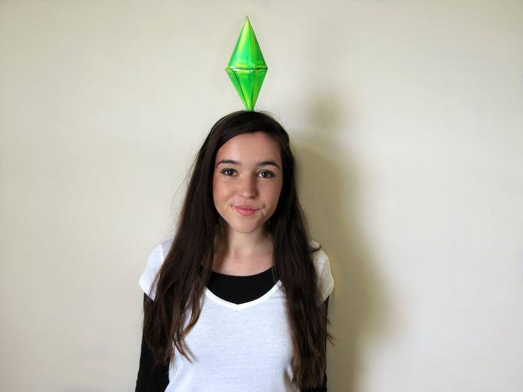 DIY Sims Halloween Costume