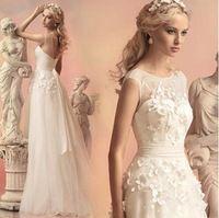 2017 Nova A Linha Flores Querida Mangas de Cetim Branco Vestido de Casamento Nupcial Do Vestido de Casamento Vestido De Noiva 10056