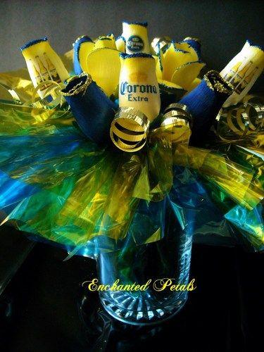 Corona Centerpiece Birthday Amp Party Ideas Pinterest