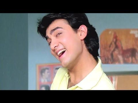 I still can't stop laughing..... One of The Best Performance By Aamir..... Eagerly waiting to watch Andaz Apna Apna 2.