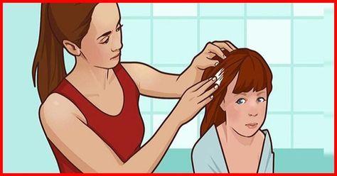 Une mère frotte de la Mayonnaise sur les cheveux de sa fille pour UNE RAISON que tous les parents doivent connaître …
