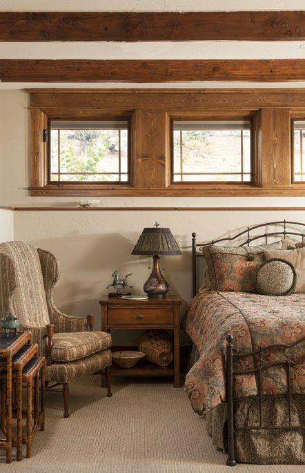South Fork Milled Bedroom