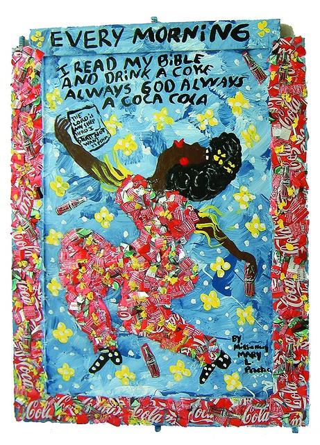 Folk Artist Missionary Mary Proctor - Tallahassee