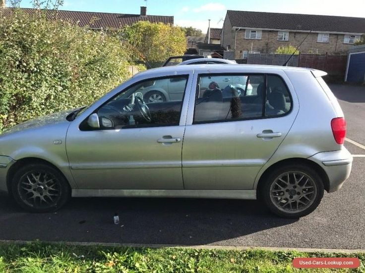 Vw polo gti 6n2 8 months mot drives great #vwvolkswagen #polo #forsale #unitedkingdom