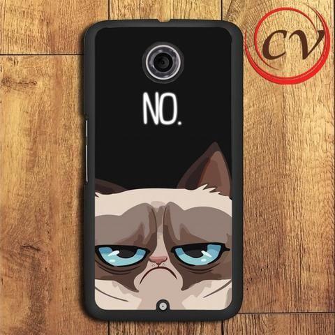 Grumpy Cat No Nexus 5,Nexus 6,Nexus 7 Case