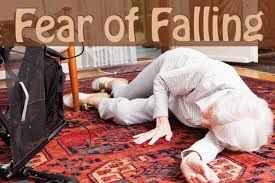Most inactive seniors & elderly have a fear of falling which prevents them from socializing & exercising. Check with your senior center for Evidence-Based Fall Prevention Programs: A Matter of Balance, Living Health Programs, Tai Chi... Also look into Silver Sneakers programs, pool exercising classes, Chair Yoga, Zumba Gold--all which will help you improve balance & mobility & lessen your risk of falls. Meet people & have pun.