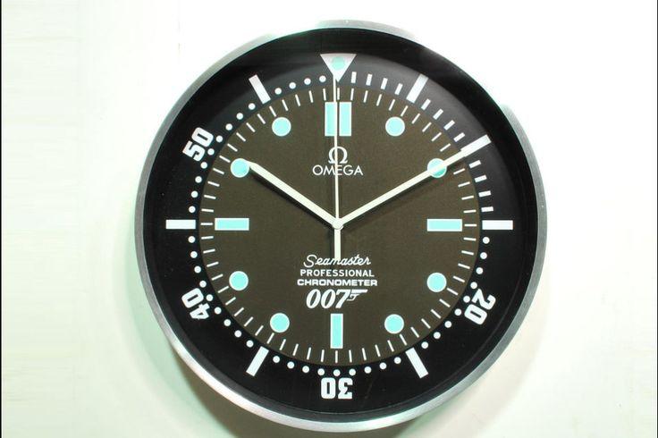 Edición especial para servicio oficial Omega. 007