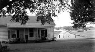 Daisy de Melkers home where in Grahams town where she lived with her father and two brothers