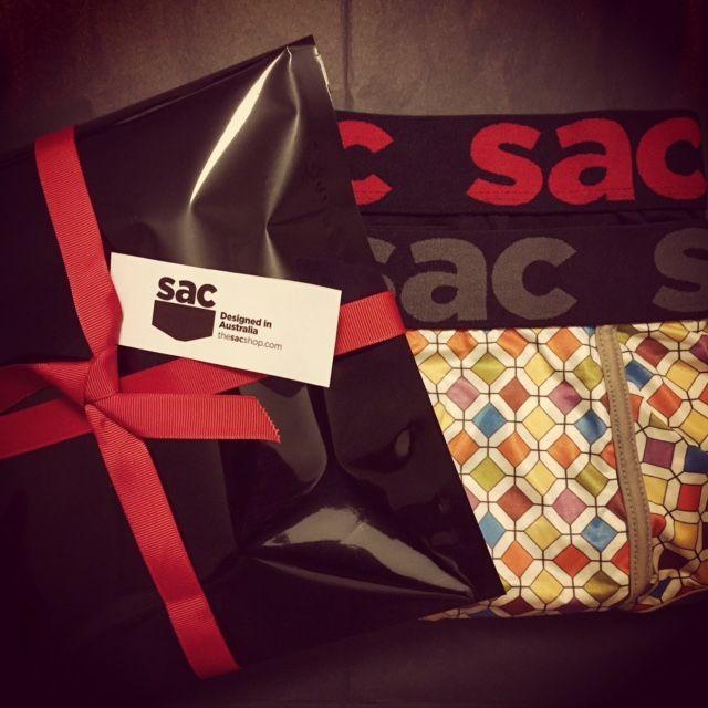 Christmas sac