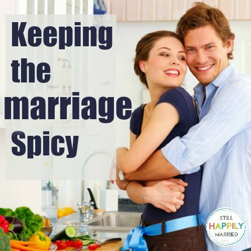 how to keep things spicy in a relationship