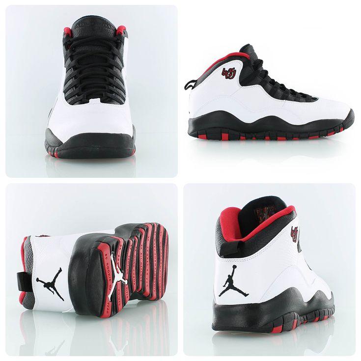 The Air Jordan 10 Retro Double Nickel is back!