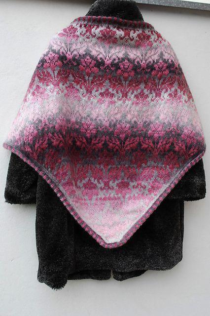 225 best Knit Fair Isle images on Pinterest | Knitting, Creative ...