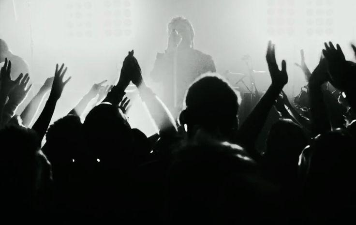 El día de hoy la banda U2 presentó el nuevo track #Rock #U2 #TheBlackout