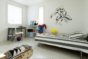 Asuntomessut Vantaalla 2015 - 15 Deko 192 - Makuuhuone 2