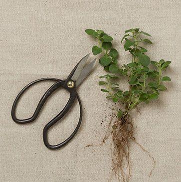Okubo Shears traditional gardening tools