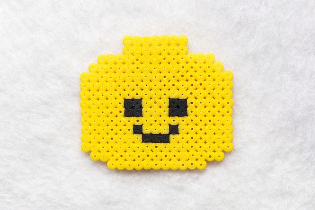 Magnet Lego en perles Hama