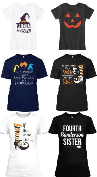 15c01525a24 Halloween Shirts women