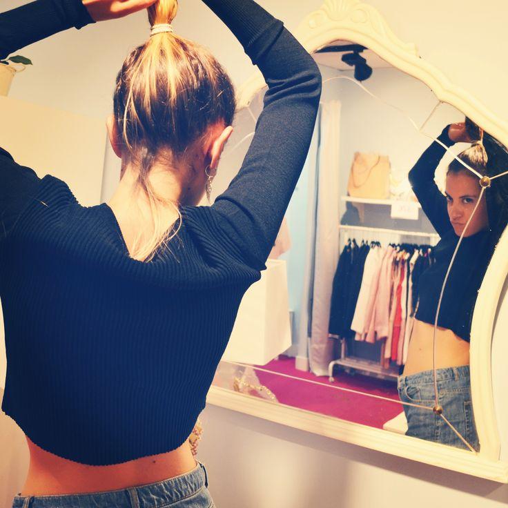 complementos, look, moda, fashion, style, tendencias, street style, belleza, El escaparate de enfrente, shopping, crop top